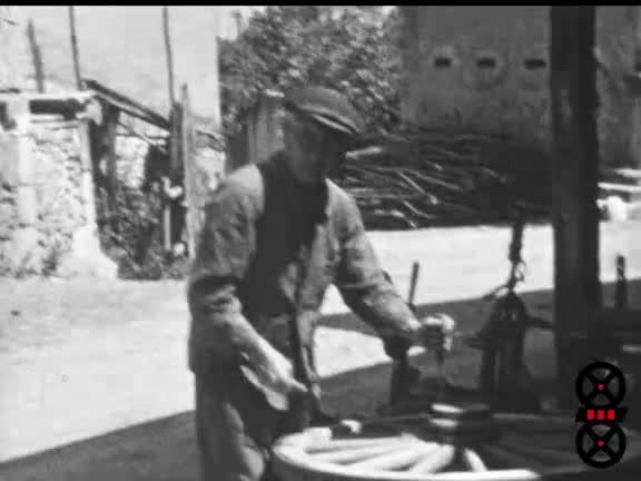 Reportage sur la Combe de Sillingy, 1947 à 1954
